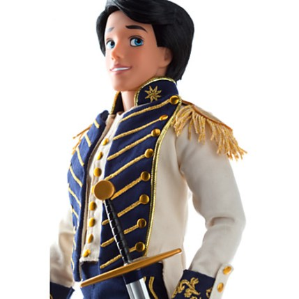 """Limited 17"""" Prince Eric Doll"""