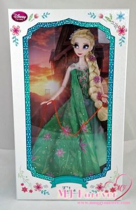 "17"" Elsa Frozen Fever Limited Edition doll. LE 5000"