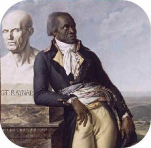 Jean-Baptiste Belley was a native of Senegal and former slave from Saint-Domingue in the French West Indies who during the period of the French Revolution became a member of the National Convention and the Council of Five Hundred of France.