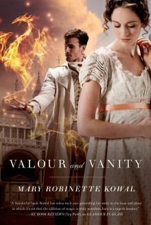 Valour and Vanity