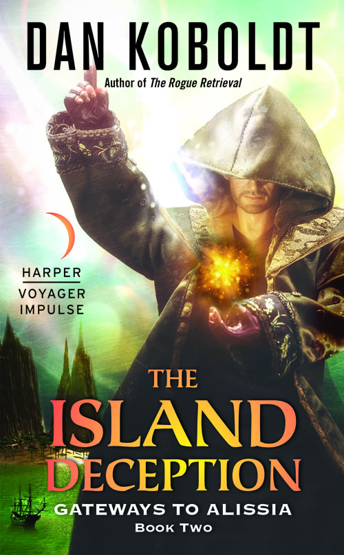 The Island Deception cover image