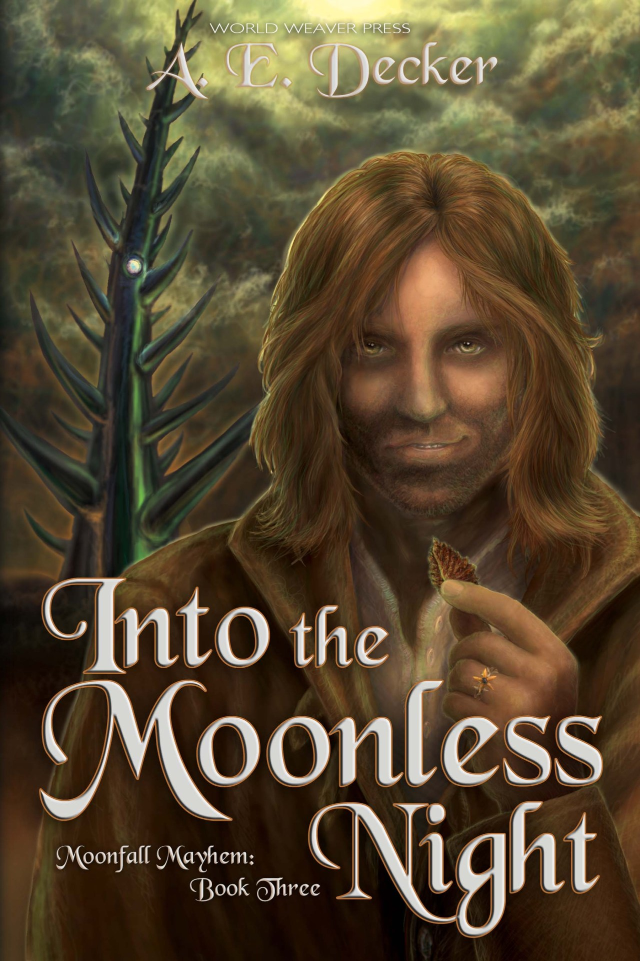 Into a Moonless Night cover