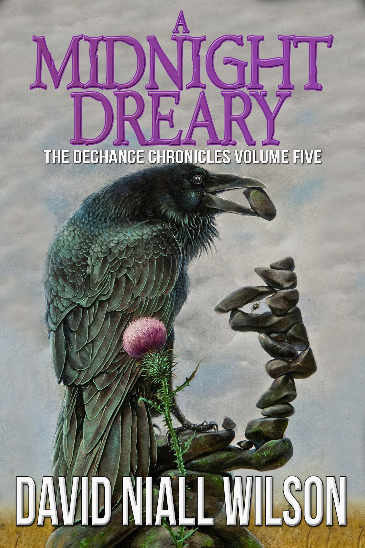 A Midnight Dreary cover image