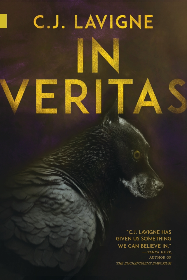 In Veritas cover art