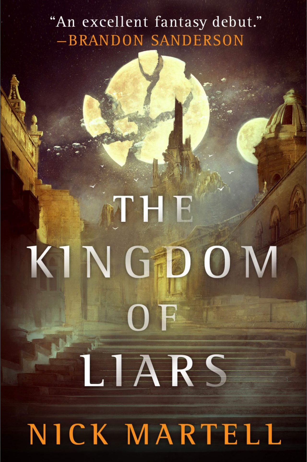 The Kingdom of Liars cover