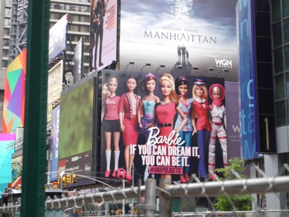 I felt really conflicted about this poster and whether or not it was sending a postivie message. I'm still undecided.