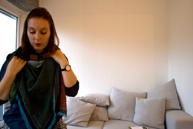 scarf : Hellen van Berkel by Maryshoppings