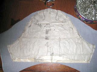 Thrift Shop Refashion of Mens Dress Shirt2