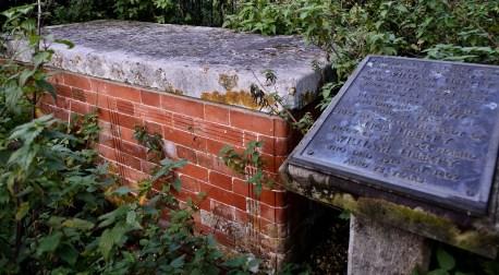 William Liberty's tomb