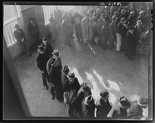 Library of Congress, Prints & Photographs Division, FSA-OWI Collection, [reproduction number, e.g., LC-USF35-1326]