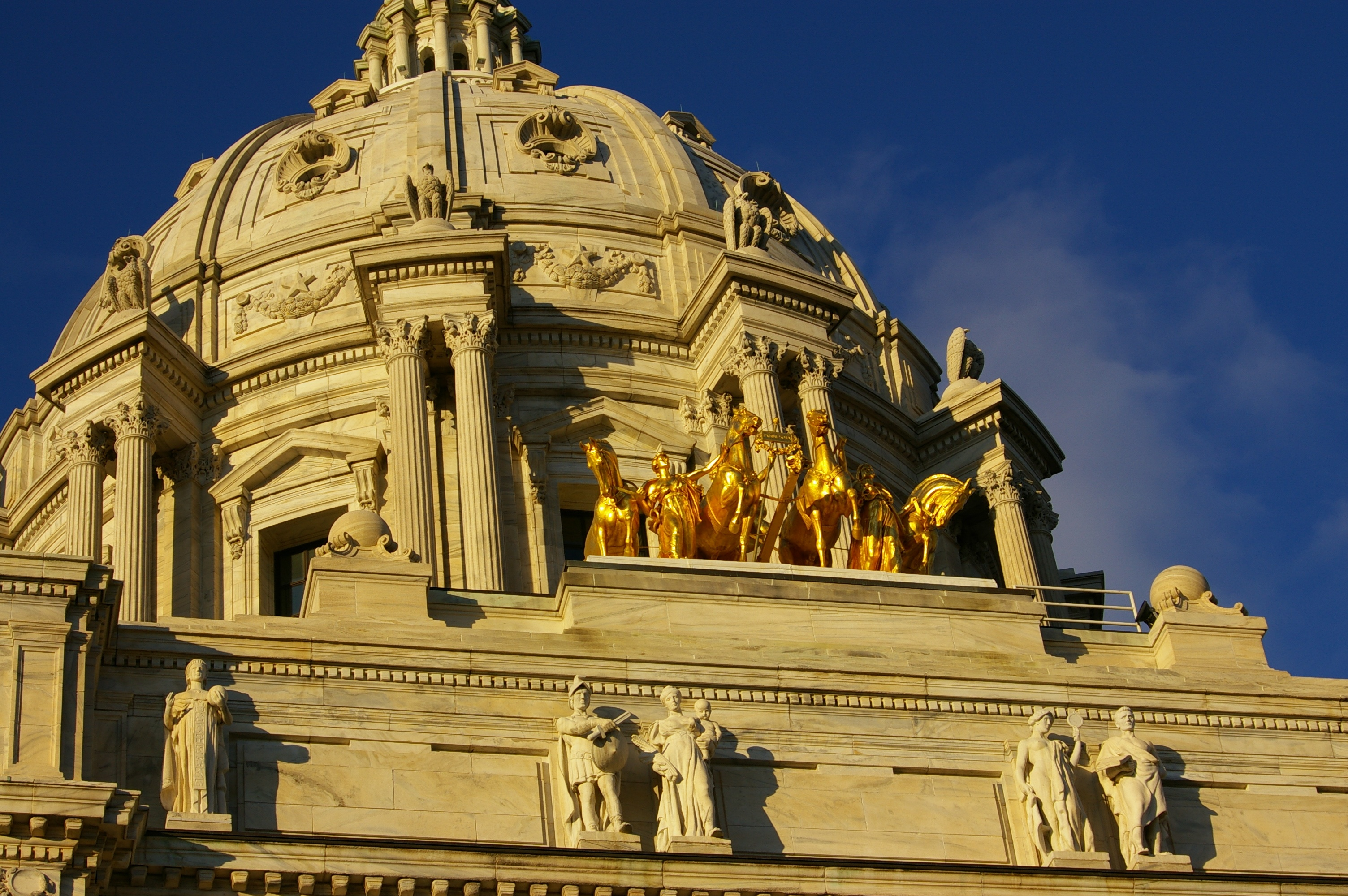 Just say no — final month for MN legislature