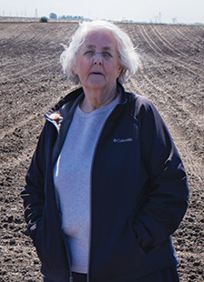 Farm activist Lou Anne Kling: From pastures to protests