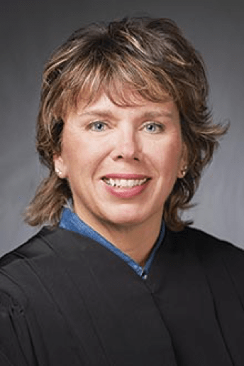 Anne McKeig:Minnesota's first Native American Supreme Court Justice