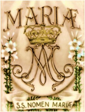 Name of Mary
