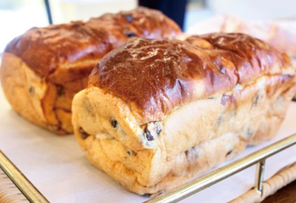 レーズンパン ケーキ