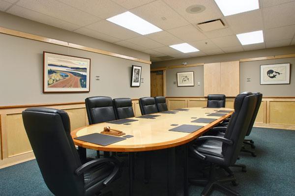 Lebbetter Board Room Mary Winspear