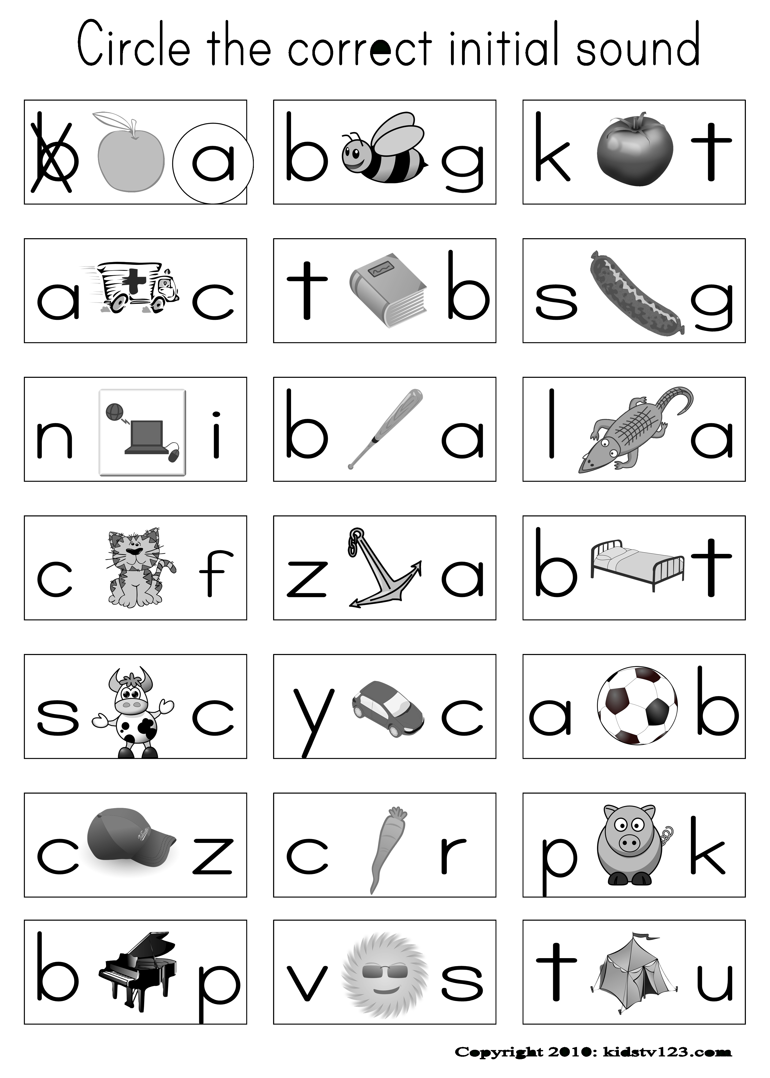 Hooked On Phonics Free Printable Worksheets