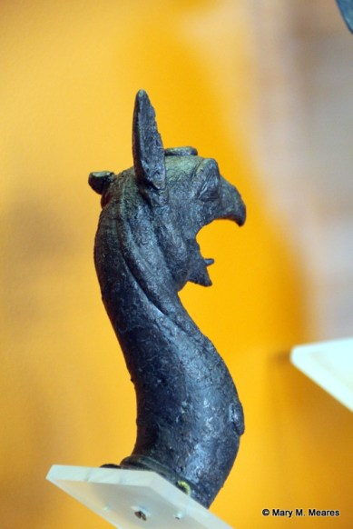 Siren, lat 8th Cent-early 7th Cent BCE