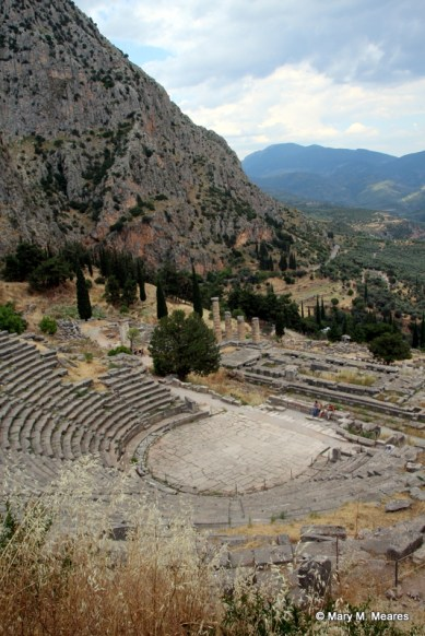 The Delphic Theater