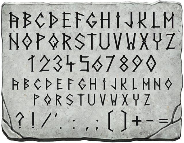Dwarf Font