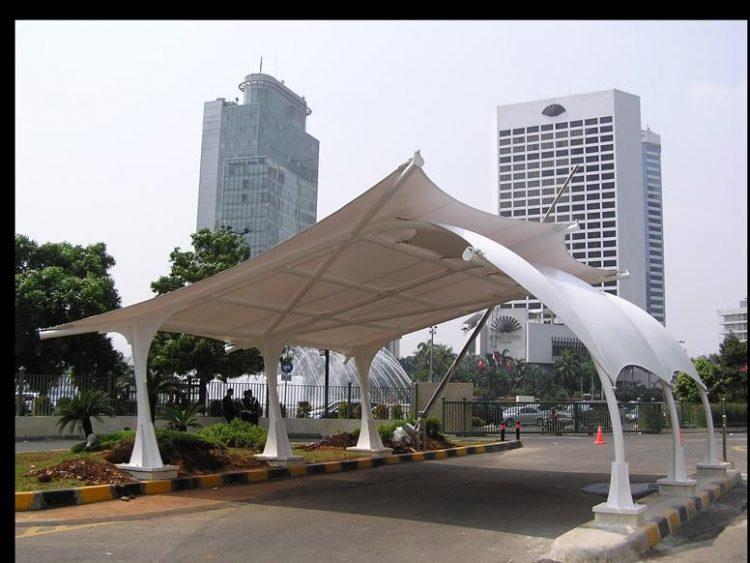 Tenda Membrane Jakarta Terbaru
