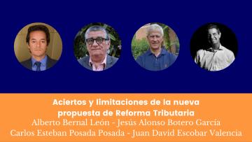 Aciertos y limitaciones de la nueva propuesta de Reforma Tributaria