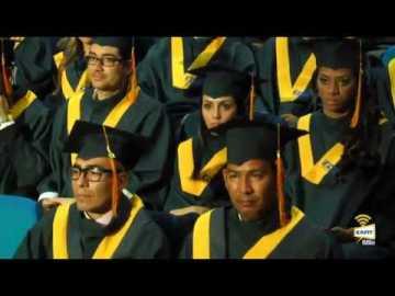 Ceremonias de grados 6 de julio de 2017. 2:00 p.m. posgrados Universidad EAFIT