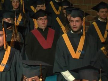 Grados Universidad EAFIT del Miercoles 14 de diciembre de 2017 a las 4:00 p.m.