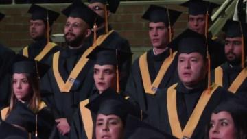 Grados Universidad EAFIT del Viernes 6 de Abril de 2018 a las 4:00 p.m.