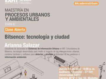 Bitsence- tecnología y ciudad