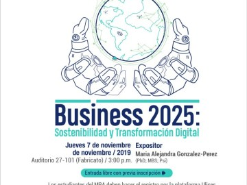 Business 2025- sostenibilidad y transformación digital
