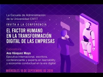 El factor humano transformación digital de las empresas