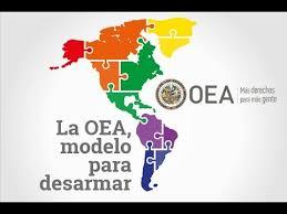 La OEA, modelo para desarmar