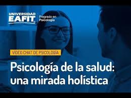 Psicología de la salud- una mirada holística