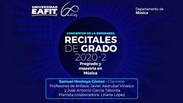 RecitalSamuelMontoyaGomezClarinete