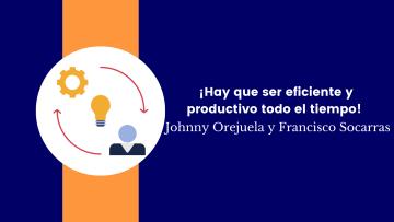 ¡Hay que ser eficiente y productivo todo el tiempo! ¿qué relación tiene con la ansiedad