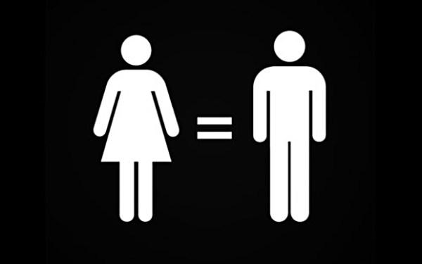 El feminismo busca la igualdad entre ambos sexos.