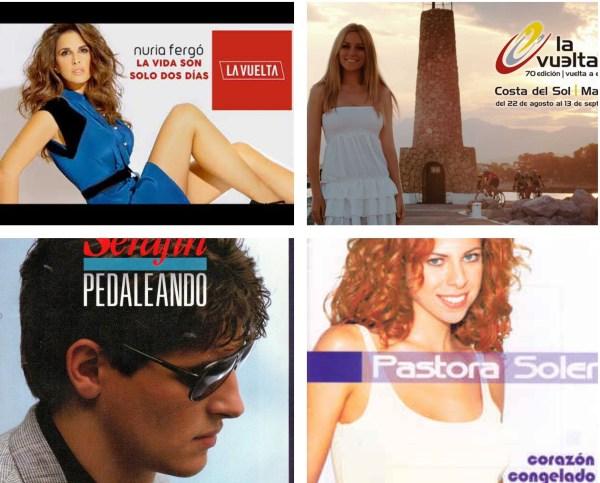 Eurovisivos en la Vuelta Ciclista España