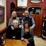 Vinos, pescados y plato de los montes para los Premios de la Academia Andaluza de Gastronomía