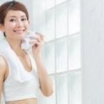 日常生活で健康的に汗をかく方法6選!汗を出せば痩せることができる!