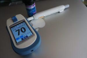 糖尿病 血糖値