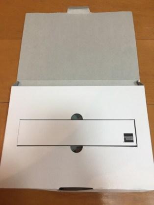 アメックス バースデーギフト2017 箱