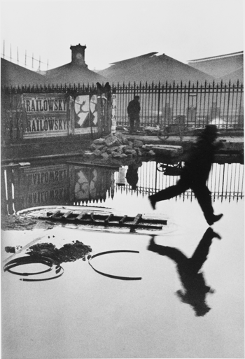 ©Henri Cartier-Bresson/ Magnum Photos Photo: ©Georges Meguerditchian-Centre Pompidou, MNAM-CCI