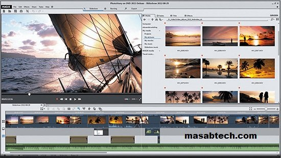 MAGIX Photostory Deluxe v20.0.1.87 Crack With Keygen Free Download