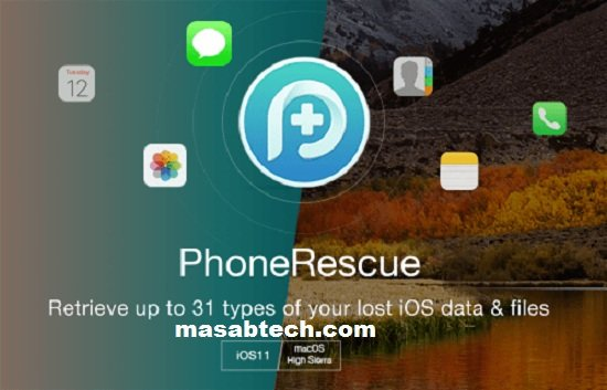 PhoneRescue 7 Crack With Activation Code Free Download 2022
