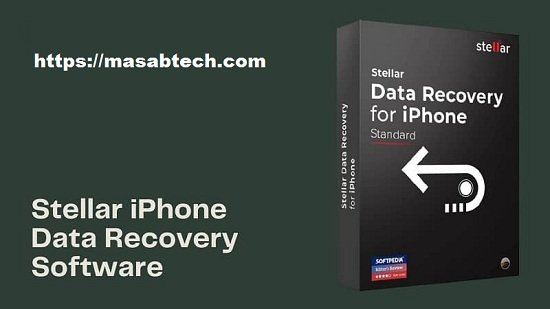 Stellar Data Recovery for iPhone 11.0 Crack With Activation Key 2022