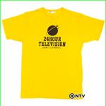 24時間テレビ歴代Tシャツの売上枚数とデザインまとめ!【第1回〜第30回まで】
