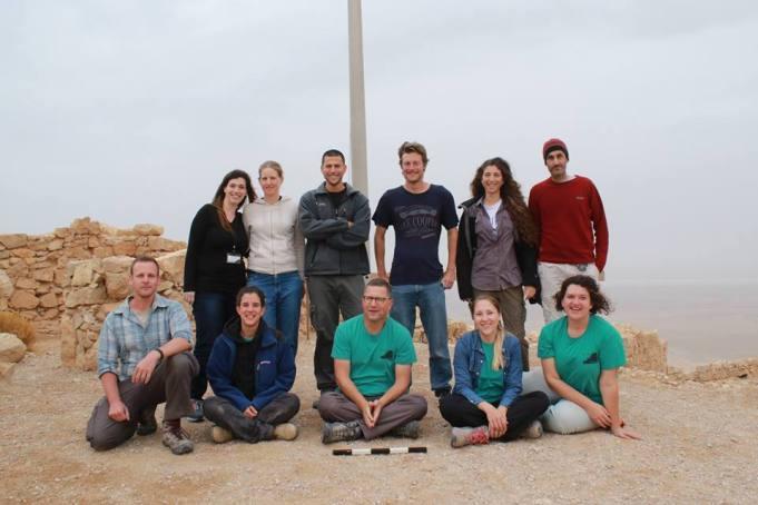 Masada Staff, Season 1, 2017, Photo Credit: Hai Ashkenazi
