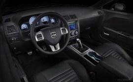 Dodge Challenger SRT8 Interior