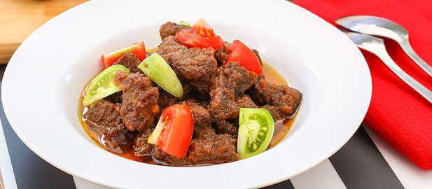 10. Resep Oseng Daging Sapi